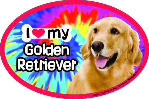 Dog Love Magnets